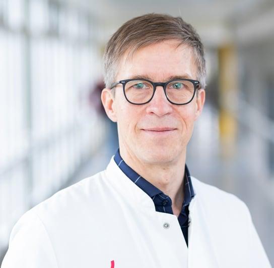 Professor Dr. Carsten Bünger Gefäßchirurgie Berlin